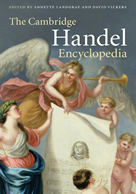 Cambridge Handel Encyclopedia