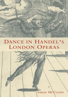 Sarah McCleave Dance in Handel's London Operas